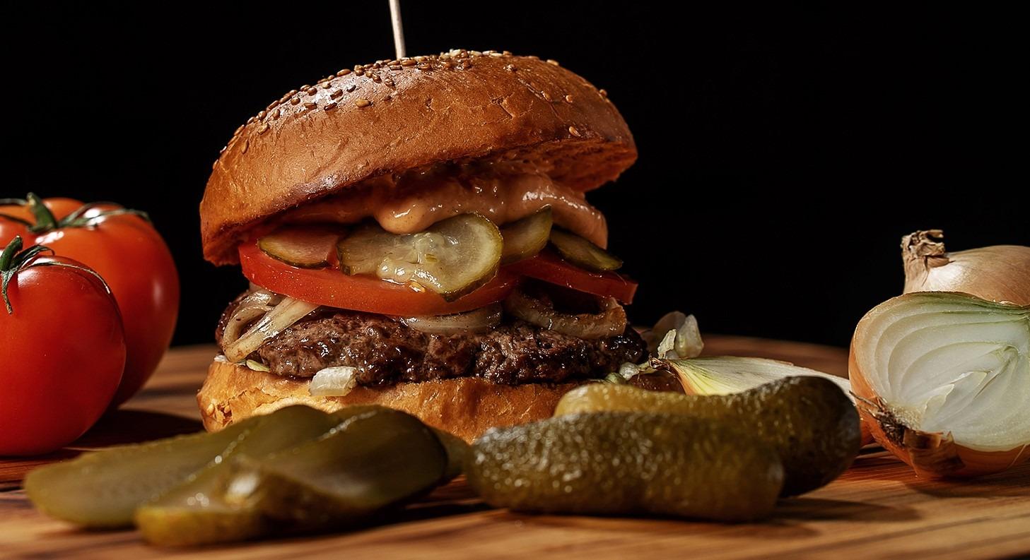 Burgerglück Classic Hamburger