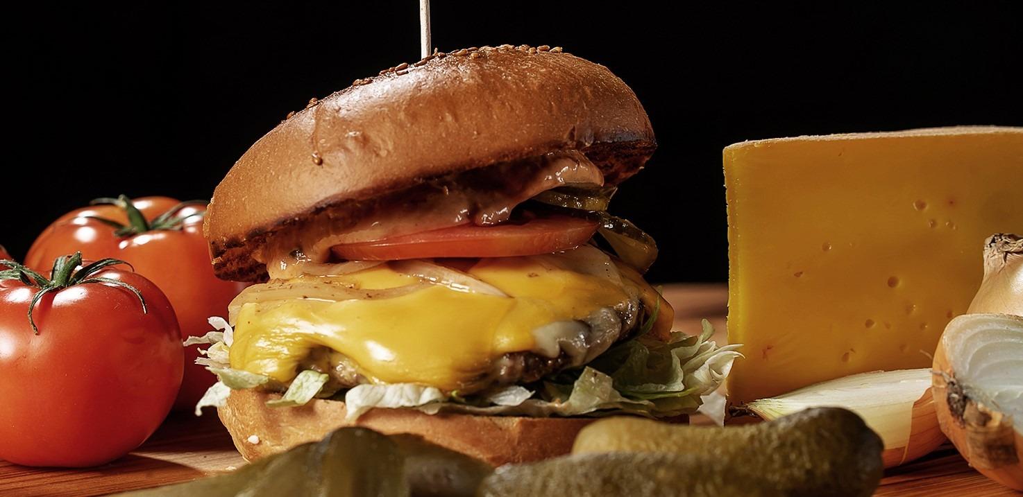 Burgerglück Cheese Burger