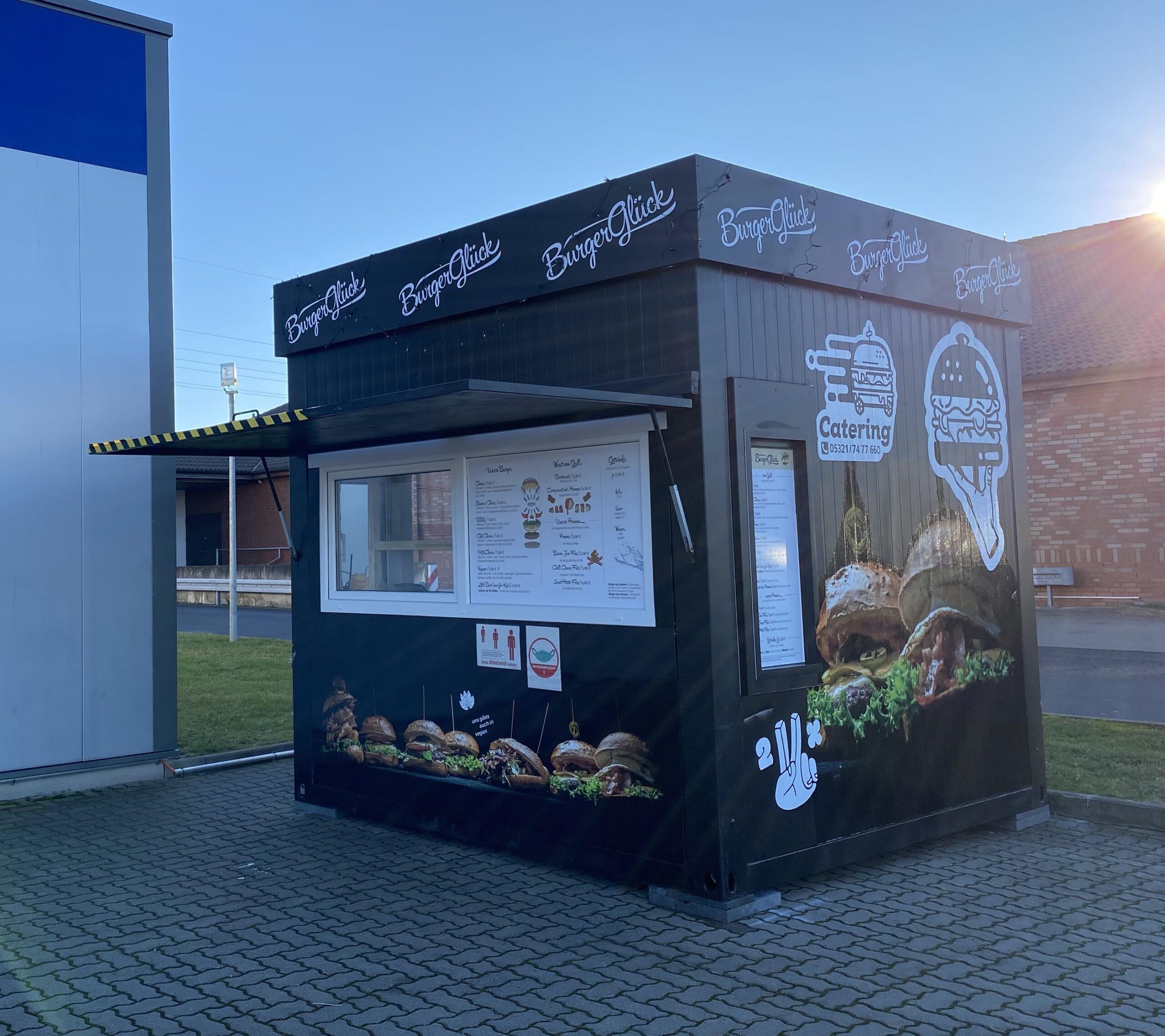 Burgerglück Food-Box
